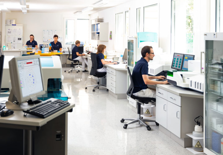 Labor Dr. Igor Theurl - Labor Labordiagnostik Tirol Chemie Probenannahme